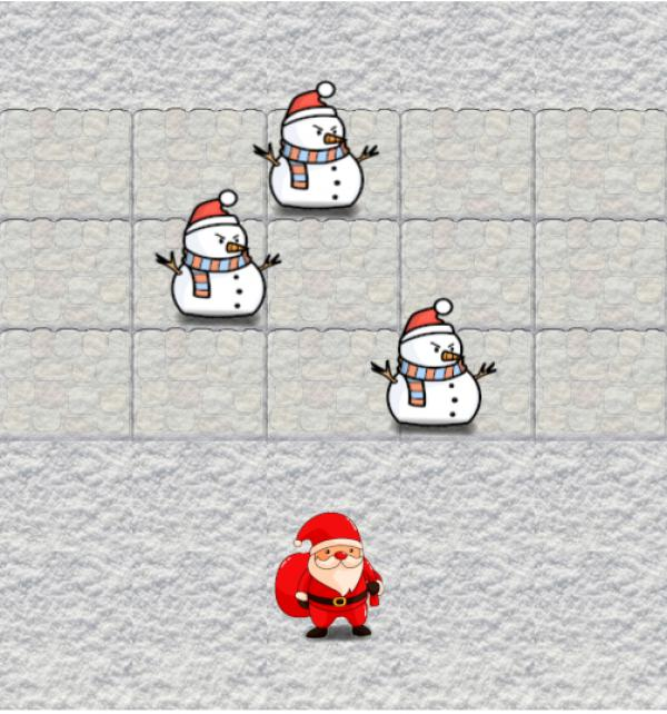 WEB Christmas game example picture