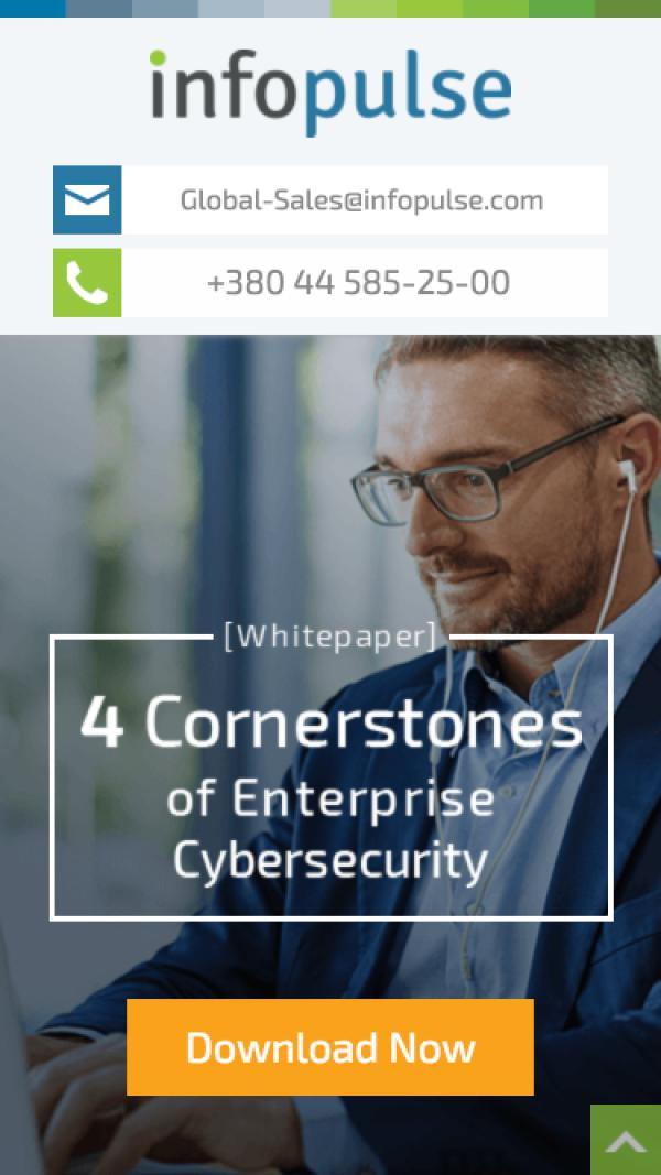 Enterprise cybersecurity whitepaper example picture